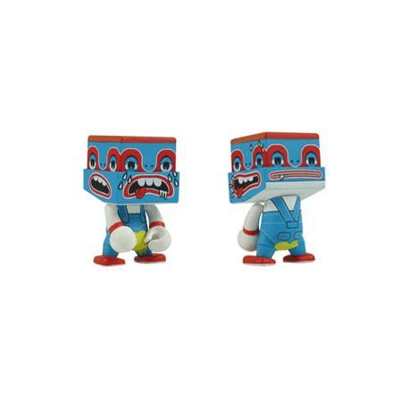 Figuren Trexi série 3 Crying Clown von Jaques Christophe Play Imaginative Designer Toys Genf