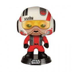 Pop Star Wars The Force Awakens Nien Nunb With Helmet Limited Edition