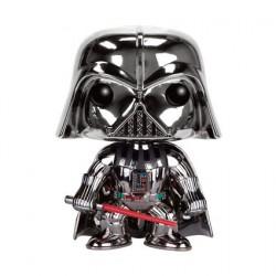 Figuren Pop Star Wars Chrome Darth Vader Limitierte Auflage Funko Genf Shop Schweiz