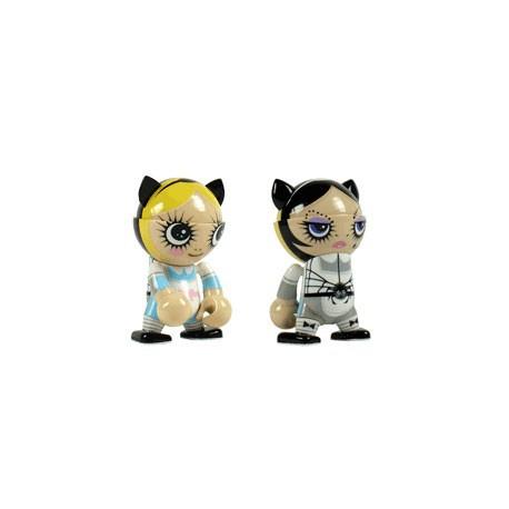Figuren Trexi série 3 Asteria Trexi von Alice Chan Play Imaginative Designer Toys Genf