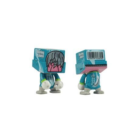 Figurine Trexi série 3 Boring Juice par BoredomSqueezer Play Imaginative Boutique Geneve Suisse