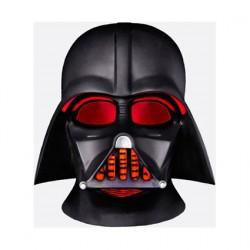 Star Wars Darth Vader 3D Stimmungslicht gross geformter schwarzer Kopf