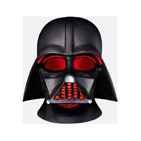 Figur Star Wars Darth Vader 3D Mood Light Black Head Shaped Large Geneva Store Switzerland