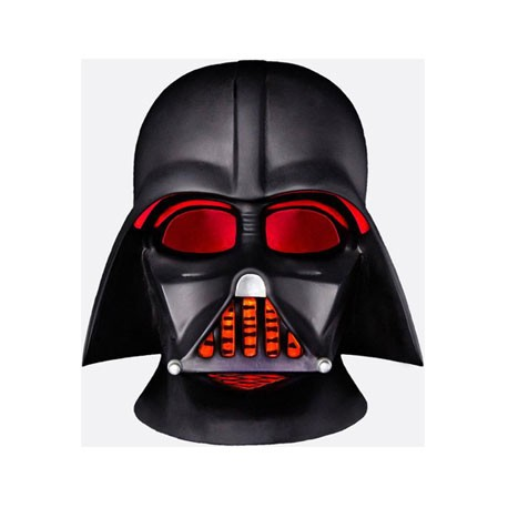 Figur Star Wars Darth Vader 3D Mood Light Black Head Shaped Large Toys and Accessories Geneva