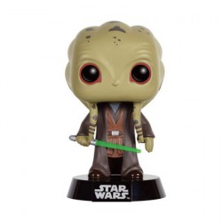 Pop Movies Star Wars Kit Fisto limited edition