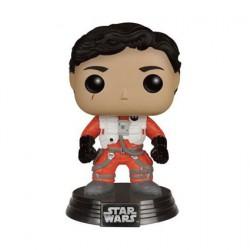 Figurine Pop Star Wars The Force Awakens Poe Dameron without Helmet Edition Limitée Funko Boutique Geneve Suisse