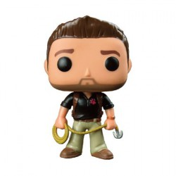 Figurine Pop Games Uncharted Nathan Drake With Naughty Dog Edition Limitée Funko Boutique Geneve Suisse