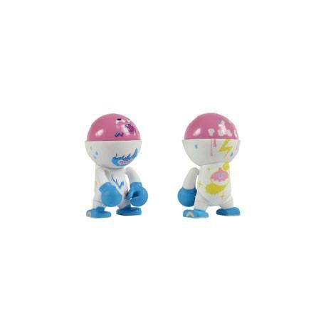 Figur Trexi série 3 Pinko & Yeto by Pulco Mayo Play Imaginative Designer Toys Geneva
