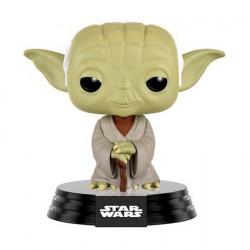 Figuren Pop Movies Star Wars Dagobah Yoda (Rare) Funko Figuren Pop! Genf