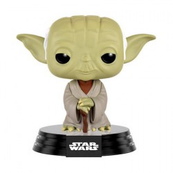 Figurine Pop Film Star Wars Dagobah Yoda (Rare) Funko Boutique Geneve Suisse