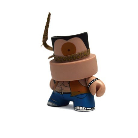 Figurine Montana Fatcap Serie1 par DER Kidrobot Boutique Geneve Suisse