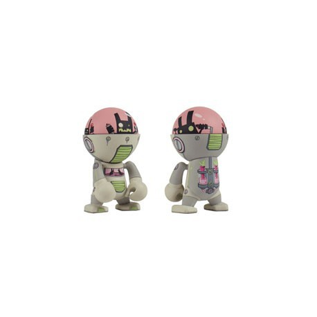 Figur Restock Trexi série 3 Wab-bot by Brandon Sopinsky Play Imaginative Geneva Store Switzerland