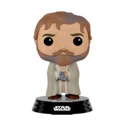 Figurine Pop Film Star Wars The Force Awakens Bearded Luke Skywalker Funko Boutique Geneve Suisse