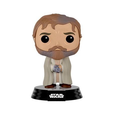 Figur Pop! Movies Star Wars The Force Awakens Bearded Luke Skywalker Funko Preorder Geneva