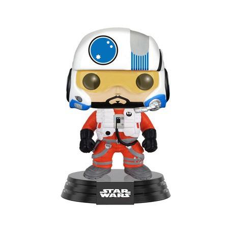 Figur Pop Movies Star Wars The Force Awakens Snap Wexley Funko Preorder Geneva