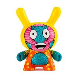 Figurine Dunny Codename Unknown 12.5 cm par Sekure D Kidrobot Designer Toys Geneve