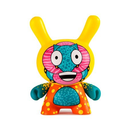 "Figur Codename Unknown 5"" Dunny by Sekure D Kidrobot Geneva Store Switzerland"