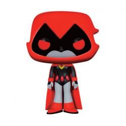 Figurine Pop Teen Titans Go Raven Rouge Edition Limitée Funko Boutique Geneve Suisse