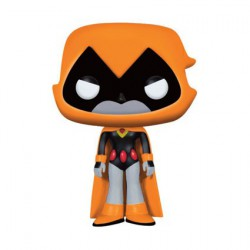 Figur Pop TV Teen Titans Go Raven Orange Limited Edition Funko Geneva Store Switzerland