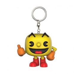 Figurine Pop Pocket Porte Clé Pac Man Funko Boutique Geneve Suisse