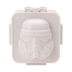 Star Wars Stormtrooper Boiled Egg Shape