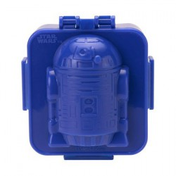 Star Wars R2-D2 Boiled Egg Shape