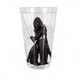 Figurine Verre Star Wars Kylo Ren qui Change de Couleur (1 verre) Boutique Geneve Suisse