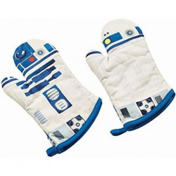 Star Wars R2-D2 Ofen Handschuhe (Paar)