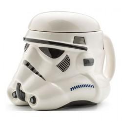 Figurine Star Wars Tasse Stormtrooper 3D en Céramique Boutique Geneve Suisse