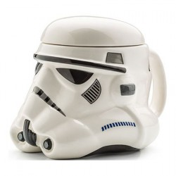 Star Wars Stormtrooper 3D Ceramic Mug