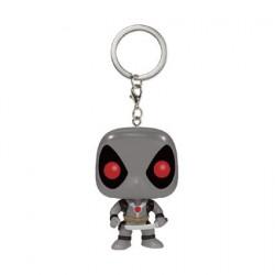 Figurine Pop Pocket Porte-clés Marvel Deadpool X Force Costume Funko Figurines Pop! Geneve