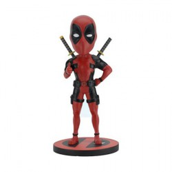 Figurine Marvel Deadpool Classic Head Knocker Neca Boutique Geneve Suisse
