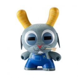 Figurine Dunny Buck Wethers 20 cm par Amanda Visell Kidrobot Designer Toys Geneve