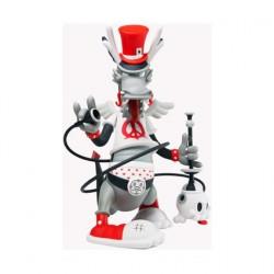 Figurine Dweezil Dragon Rouge 37 cm par Kronk Kidrobot Boutique Geneve Suisse