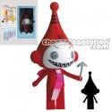 Ice-Bot Rouge by Dalek (27 cm)