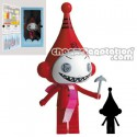 Ice-Bot Rouge par Dalek (27 cm)