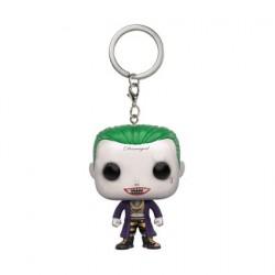 Figurine Pop Pocket Porte Clé Suicide Squad Joker Funko Boutique Geneve Suisse