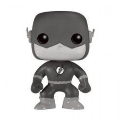 Pop Heroes The Flash Black and White