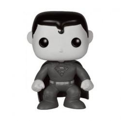 Figurine Pop Heroes Superman Noir et Blanc Funko Boutique Geneve Suisse