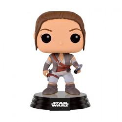 Figurine Pop Movies Star Wars The Force Awakens Rey Scène Finale Funko Boutique Geneve Suisse