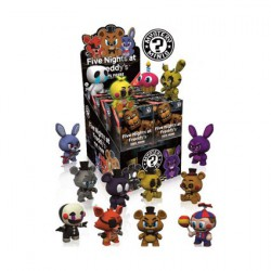 Funko Mystery Minis Five Nights At Freddy'S Limited Variant