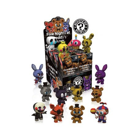 Figur Funko Mystery Minis Five Nights At Freddy'S Limited Variant Funko Preorder Geneva