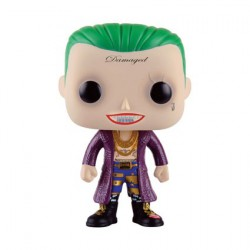 Figurine Pop DC Suicide Squad The Joker Boxer Edition Limitée Funko Boutique Geneve Suisse