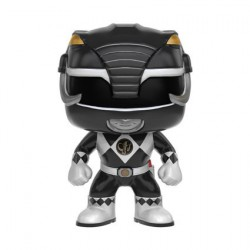 Pop! TV Power Rangers Black Ranger