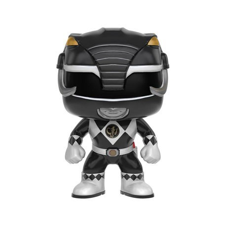 Figur Pop! TV Power Rangers Black Ranger Funko Preorder Geneva