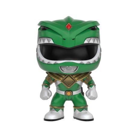Figur Pop! TV Power Rangers Green Ranger Funko Preorder Geneva