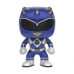 Pop! TV Power Rangers Blue Ranger