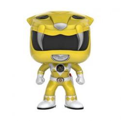 Pop TV Power Rangers Yellow Ranger