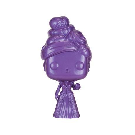 Figurine Pop TV Once Upon A Time Regina Purple Metallic Edition Limitée Funko Boutique Geneve Suisse