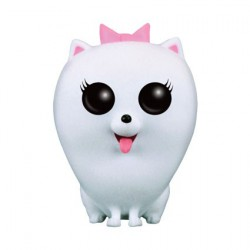 Figuren Pop Movies Secret Life Of Pets Gidget beflockt limitierte Auflage Funko Figuren Pop! Genf
